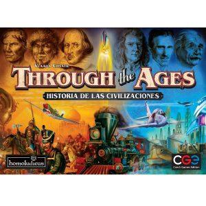 Through the Ages Portada