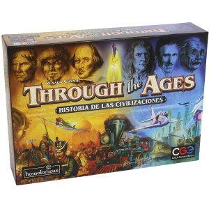 Through the Ages Caja