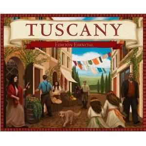 Tuscany Portada