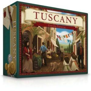 Tuscany Caja