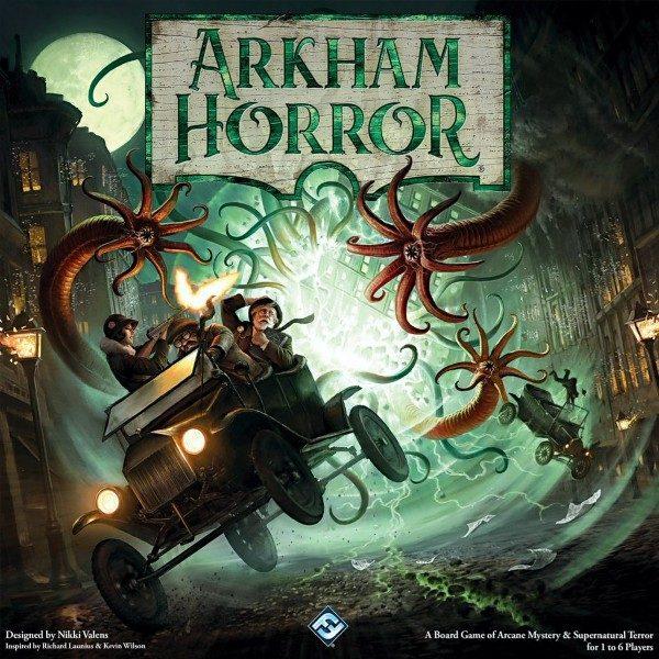 Arkham Horror Portada