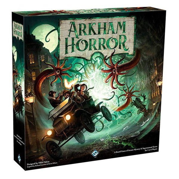 Arkham Horror Caja