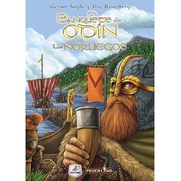 El Banquete de Odín: Los Noruegos Portada