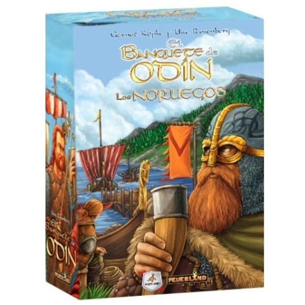 El Banquete de Odín: Los Noruegos Caja
