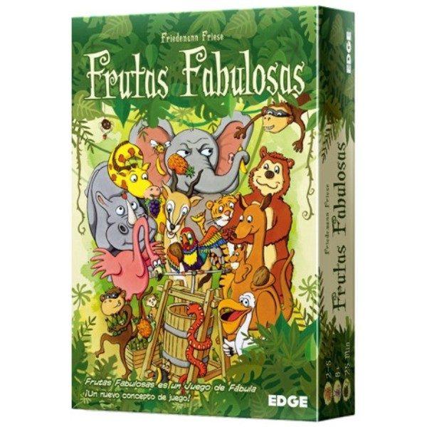 Frutas Fabulosas Caja