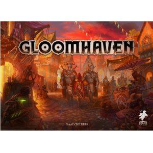 Gloomhaven Portada