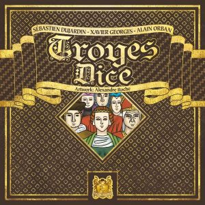 Troyes Dice Portada