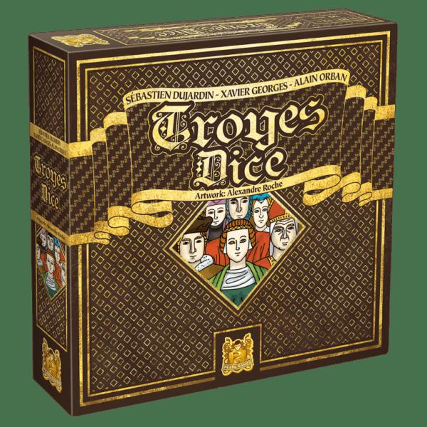 Troyes Dice Caja