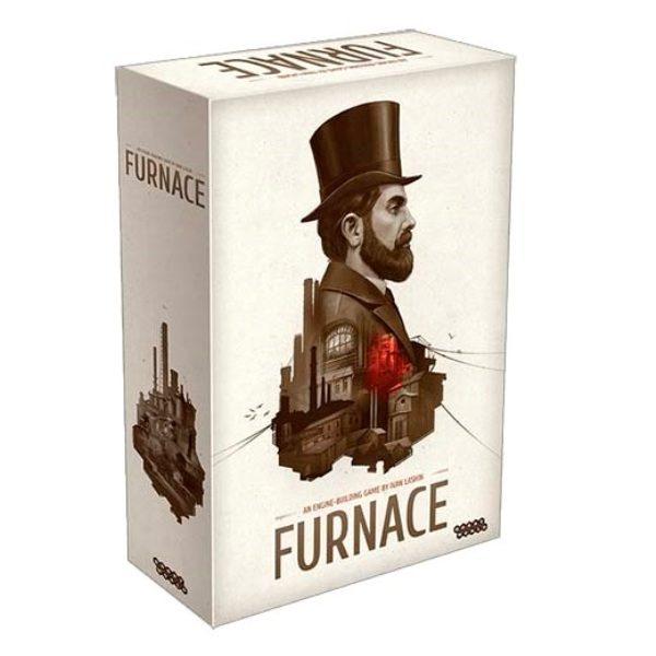 Furnace Caja