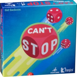Can't Stop Caja
