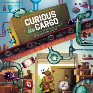 Curious Cargo Portada