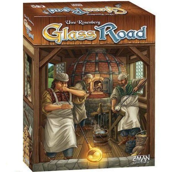 Glass Road Caja